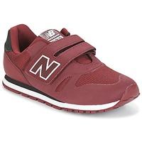 Schoenen Kinderen Lage sneakers New Balance KA374 Bordeaux