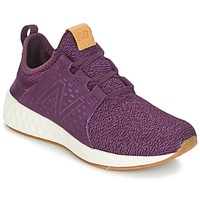 Schoenen Dames Running / trail New Balance CRUZ Bordeaux