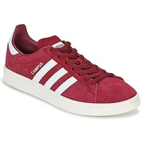 Schoenen Lage sneakers adidas Originals CAMPUS Bordeaux