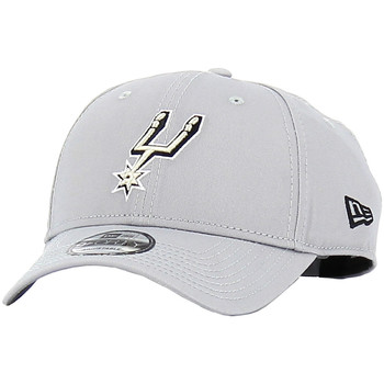 Accessoires Heren Pet New Era NBA Team 9 Forty San Antonio Spurs Grijs
