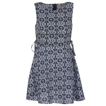 Textiel Dames Korte jurken Moony Mood GIRA Marine