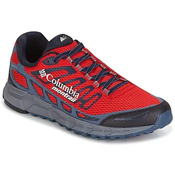 Schoenen Heren Running / trail Columbia BAJADA III Rood