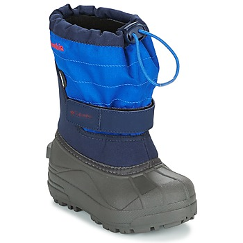 Schoenen Kinderen Snowboots Columbia CHILDRENS POWDERBUG PLUS II Marine