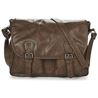 Tassen Heren Schoudertassen met riem Casual Attitude NUDILE Brown