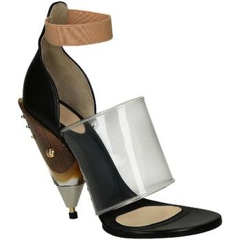 Schoenen Dames Sandalen / Open schoenen Givenchy 535945 451748 nero