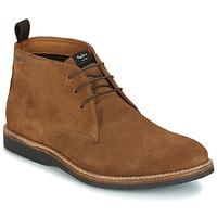 Schoenen Heren Laarzen Pepe jeans KENT CHUCCA Brown