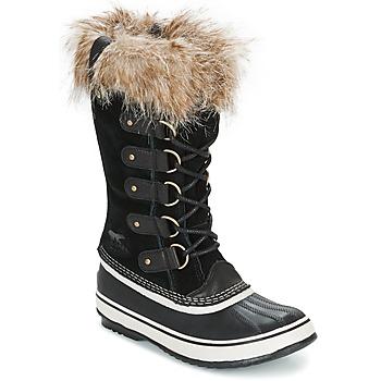 Schoenen Dames Snowboots Sorel JOAN OF ARCTIC Zwart