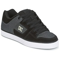 Schoenen Heren Skateschoenen DC Shoes PURE SE Zwart / Grijs