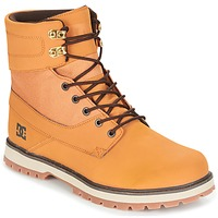 Schoenen Heren Laarzen DC Shoes UNCAS M BOOT TBK Beige / Zwart / Brown