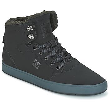 Schoenen Heren Hoge sneakers DC Shoes CRISIS HIGH WNT Zwart / Grijs