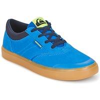 Schoenen Kinderen Hoge sneakers Quiksilver BURC YOUTH B SHOE XBCB Blauw / Brown