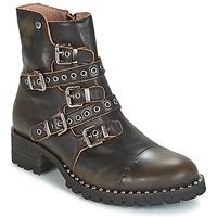 Schoenen Dames Laarzen Dkode UMBRIA-BLACK-001 Zwart