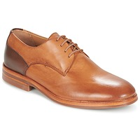 Schoenen Heren Derby Hudson ENRICO Brown
