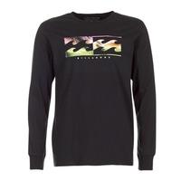Textiel Heren T-shirts met lange mouwen Billabong INVERSE TEE LS Zwart