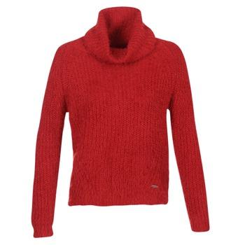 Textiel Dames Truien Billabong SHAGGY ESCAPE Rood
