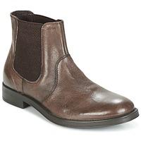 Schoenen Heren Laarzen Geox UOMO BLADE Brown