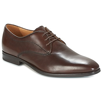 Schoenen Heren Derby Geox U NEW LIFE Brown
