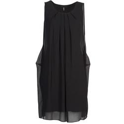 Textiel Dames Korte jurken Naf Naf KLOLA Zwart