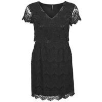 Textiel Dames Korte jurken Naf Naf LYJO Zwart
