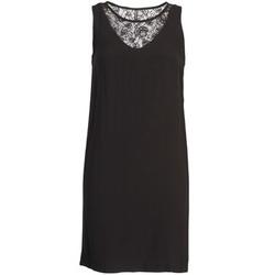 Textiel Dames Korte jurken Naf Naf LYSHOW Zwart