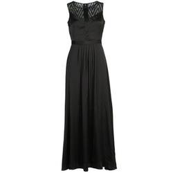 Textiel Dames Lange jurken Naf Naf LYKATE Zwart