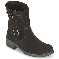 Schoenen Dames Laarzen Naf Naf XHNX70A18 Zwart