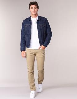 Textiel Heren Skinny jeans Levi's 511 SLIM FIT Beige