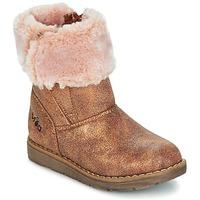Schoenen Meisjes Laarzen Mod'8 ALTECIA Goud