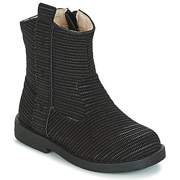 Schoenen Meisjes Hoge laarzen Mod'8 ZOULIA Zwart