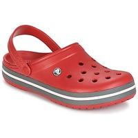 Schoenen Klompen Crocs CROCBAND Rood