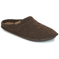 Schoenen Sloffen Crocs CLASSIC SLIPPER Brown