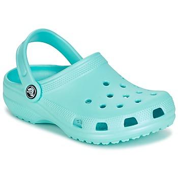 Schoenen Kinderen Klompen Crocs CLASSIC CLOG KIDS Blauw