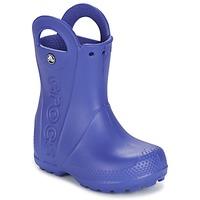 Schoenen Kinderen Regenlaarzen Crocs HANDLE IT RAIN BOOT Blauw