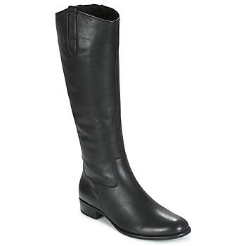 Schoenen Dames Hoge laarzen Gabor PARLONI Zwart