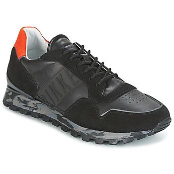 Schoenen Heren Lage sneakers Bikkembergs FEND-ER 946 Zwart / Orange
