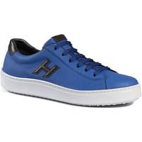Schoenen Heren Lage sneakers Hogan HXM3020W550ETV809A blu