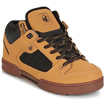 Schoenen Heren Hoge sneakers DVS MILITIA BOOT Brown