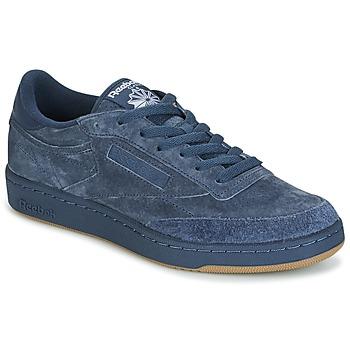 Schoenen Lage sneakers Reebok Classic CLUB C 85 SG Blauw