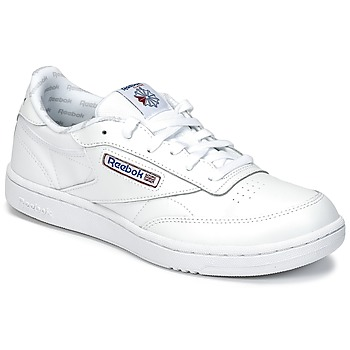 Schoenen Kinderen Lage sneakers Reebok Classic CLUB C Wit