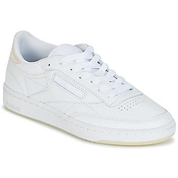 Schoenen Dames Lage sneakers Reebok Classic CLUB C 85 L THR Wit