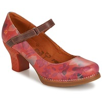 Schoenen Dames pumps Art HARLEM Rood
