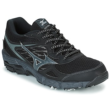 Schoenen Dames Running / trail Mizuno WAVE KIEN 4 G-TX (W) Zwart