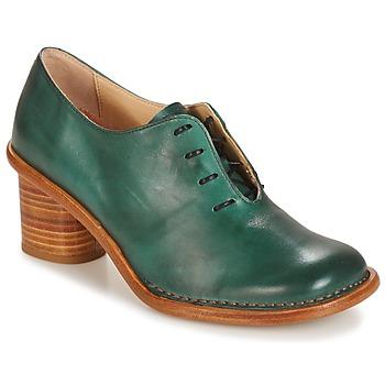 Schoenen Dames Low boots Neosens DEBINA Groen