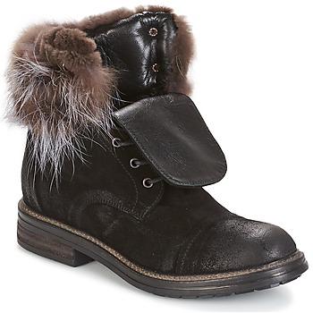 Schoenen Dames Laarzen Now BIANCA III Zwart