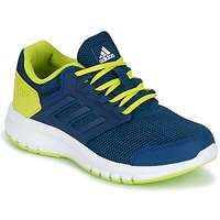 Schoenen Jongens Running / trail adidas Performance GALAXY 4 K Blauw
