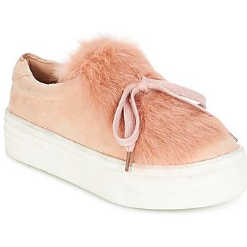 Schoenen Dames Lage sneakers Coolway PLUTON Roze