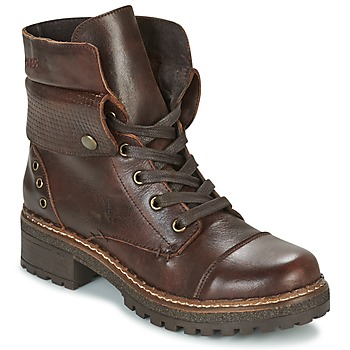 Schoenen Dames Laarzen Coolway HAMMER Brown