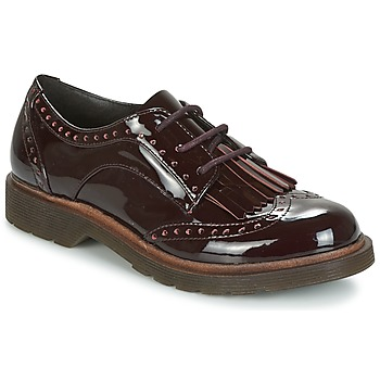 Schoenen Dames Derby Coolway PRAGA Bordeaux