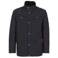 Textiel Heren Wind jackets Gant THE CENTRAL POND QUILTER Zwart