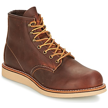 Schoenen Heren Laarzen Red Wing ROVER Brown